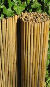nattes en bambou
