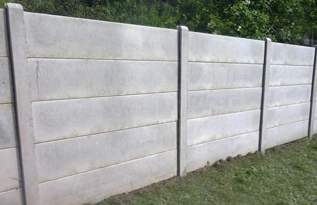 plaques de beton