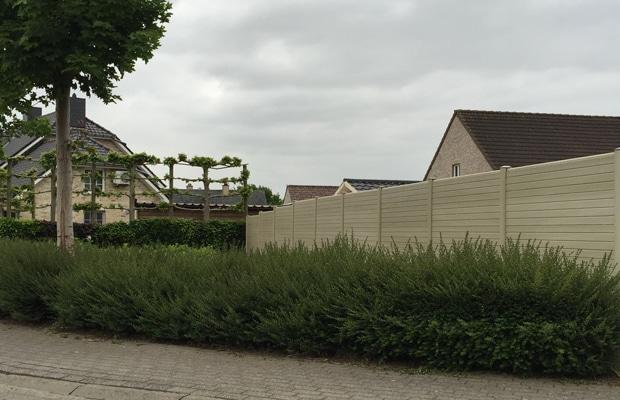panneaux de jardin composites